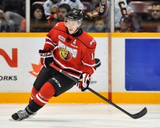 Ottawa Senators Jarrod Maidens