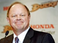 Can Bob Murray pull the trigger on a trade that will get Anaheim over the top? (File Photo)