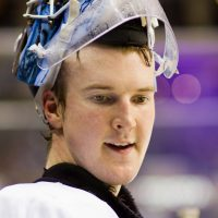 Devan Dubnyk will have a shot at leading the Oilers back into the playoffs. (Flickr/Bridgetds)