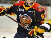 Connor McDavid: 2015 NHL Draft Eligible forward will be relied upon for offense for Team Canada at the 2013 World Junior Hockey Championship. (Aaron Bell/OHL Images)