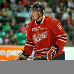Tyler Biggs (Aaron Bell/OHL Images)