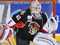 Robin Lehner is the type of Swedish goaltending talent that Marcus Hogberg would love to emulate (inGoal Magazine)