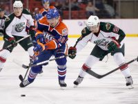 Hartikainen has impressed early this season (Steven Christy/OKC Barons)
