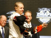 6th overall draft pick, Hampus Lindholm (Charles LeClaire-USA TODAY Sports)