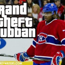 Subban is finally under contract (Josh Smith/BridgetDS)