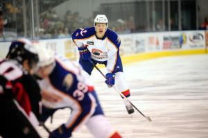 Hampus Lindholm Photo Credit: (John Wright/Norfolk Admirals)