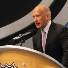Jarmo Kekalainen was named the Blue Jackets' GM last week.