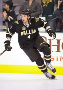 Brenden Dillon Stars hockey