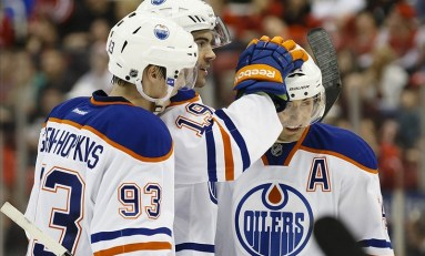 Why are the Oilers in Last Place?