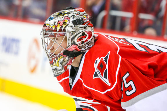 Justin Peters Hurricanes