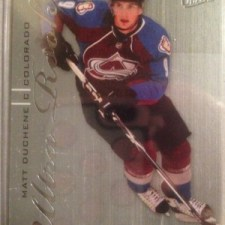 Matt Duchene Rookie Redemption card