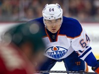 Nail Yakupov (Brace Hemmelgarn-USA TODAY Sports)