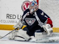 Eric Comrie will be one of the top goalies at this year's NHL Draft.(whl.ca)