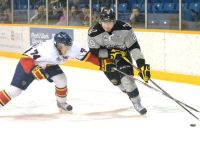 Carrier ranks second on the Screaming Eagles with 38 points (Source: Cape Breton Post)