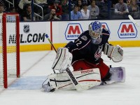 It is no secret that last year's Vezina Trophy winner was none other than undrafted goalie, Sergei Bobrovsky. (Russell LaBounty-USA TODAY Sports)
