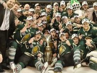 The London Knights are 2013 OHL champions. (Terry Wilson/OHL Images)