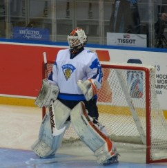 Juuse Saros (Photo: Miika Arponen)