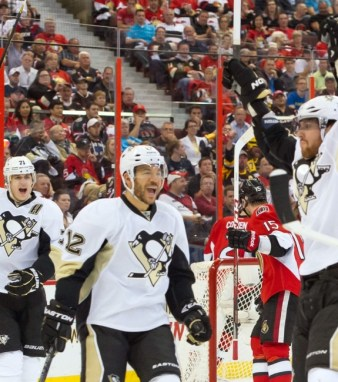 Should James Neal be on the top powerplay? (Marc DesRosiers-USA TODAY Sports)