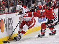 Henrik Zetterberg - one of the Detroit Red Wings many draft day steals (Rob Grabowski-USA TODAY Sports)