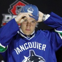 The Canucks traded to get Bo Horvat (Ed Mulholland-USA TODAY Sports)