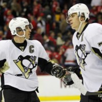Sidney Crosby and Evgeni Malkin did not record a point in four games of the Eastern Conference Finals.(Geoff Burke-USA TODAY Sports)