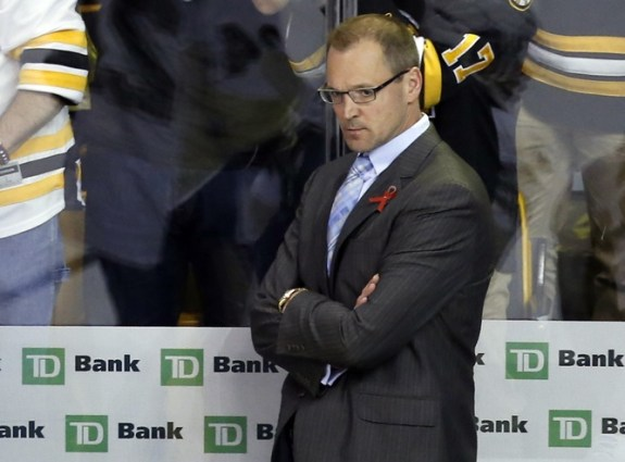 Dan Bylsma (Greg M. Cooper-USA TODAY Sports)