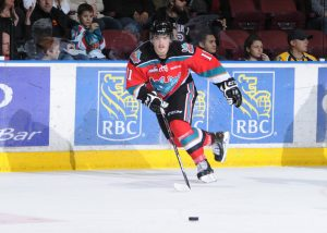 Kelowna Rockets, Carter Rigby, WHL, Hockey