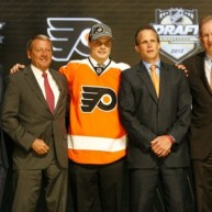 Scott Laughton's possible emergence could make Brayden Schenn expendable.