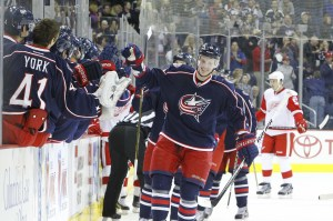 Ryan Johansen leads the Blue Jackets with 20 points total. (Russell LaBounty-USA TODAY Sports)