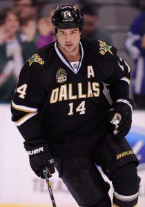 Jamie Benn, NHL Entry Draft, Hockey, Dallas Stars