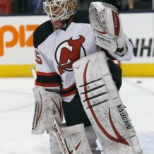 Keith Kinkaid has been a brick wall for the Devils thus far this season (John E. Sokolowski-USA TODAY Sports).