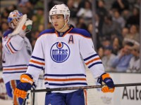 Taylor Hall was Edmonton's first overall pick in 2010. (Jerome Miron-USA TODAY Sports)