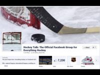Hockey Talk: The Official Facebook Group for Everything Hockey (Jackie Soo)