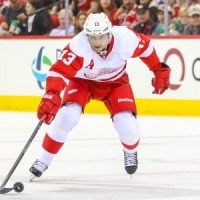 Detroit Red Wings Pavel Datsyuk (Andy Martin Jr)