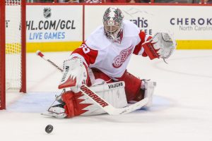Detroit Red Wings - Jimmy Howard - Photo Credit:  Andy Martin Jr