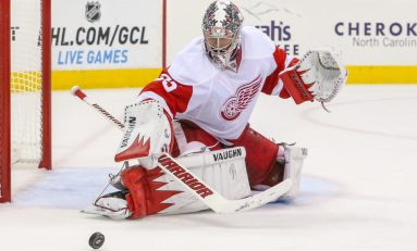 Jimmy Howard Would be a Fit in Calgary