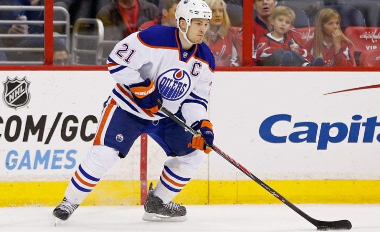 Edmonton Oilers Strip Ference of Captaincy, Name 4 Alternates