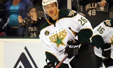 Stars Re-Sign Matej Stransky