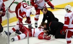 Hockey News: Sharks and Avs Lose; Kronwall Hurt