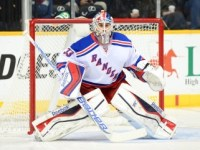 Sharks Should Stay Away From Rangers' Cam Talbot