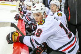 Jonathan Toews Blackhawks Salary Cap