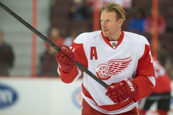 Boston Bruins Detroit Red Wings Daniel Alfredsson