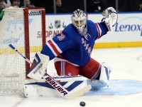 Henrik Lundqvist is the cornerstone to success for the New York Rangers. (Joe Camporeale-USA TODAY Sports)