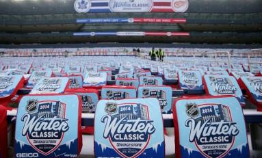 Report: Blues May Host Blackhawks in 2017 Winter Classic