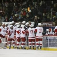 Cornell Big Red Women's Hockey (Tim McKinney/Cornell Athletics)