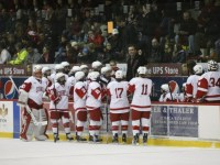 Cornell Big Red Women's Hockey (Tim McKinney/Cornell Athletics)