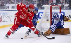 NHL Confuses Situation With Leafs Possible Outdoor Game
