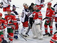 The NHL Stadium Series (early 2014) featured the use of GoPro cameras by referees - and it added quite the element to watching the game unfold. (Brad Penner-USA TODAY Sports)