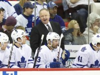 It's time for the Leafs to let Randy Carlyle go (James Guillory-USA TODAY Sports)