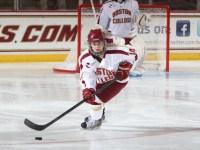 Emily Pfalzer, Boston College Eagles (John Quackenbos/Boston College Athletics Communications)
